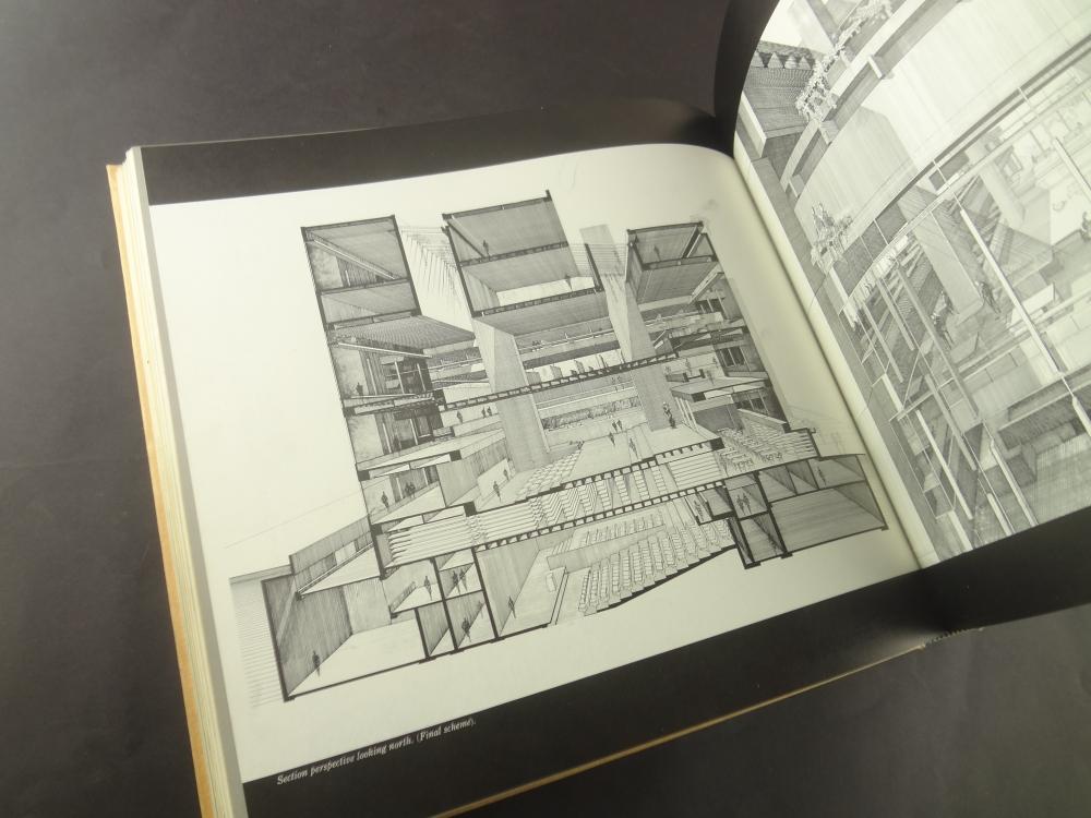 ポール・ルドルフの建築透視図3