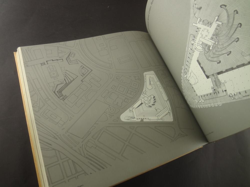 ポール・ルドルフの建築透視図5