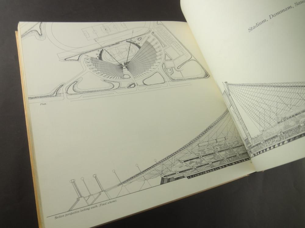 ポール・ルドルフの建築透視図6