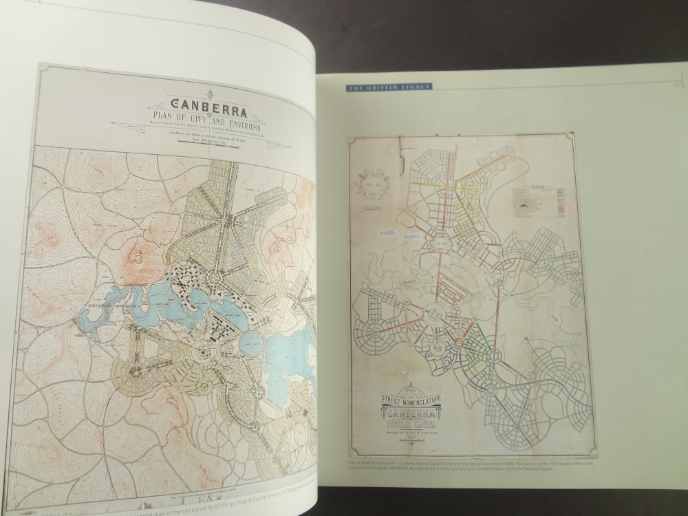 The Griffin Legacy: Canberra, the Nation's Capital in the 21st Century2