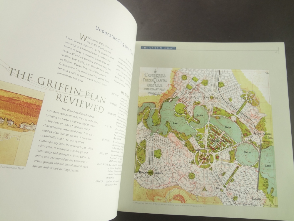 The Griffin Legacy: Canberra, the Nation's Capital in the 21st Century4