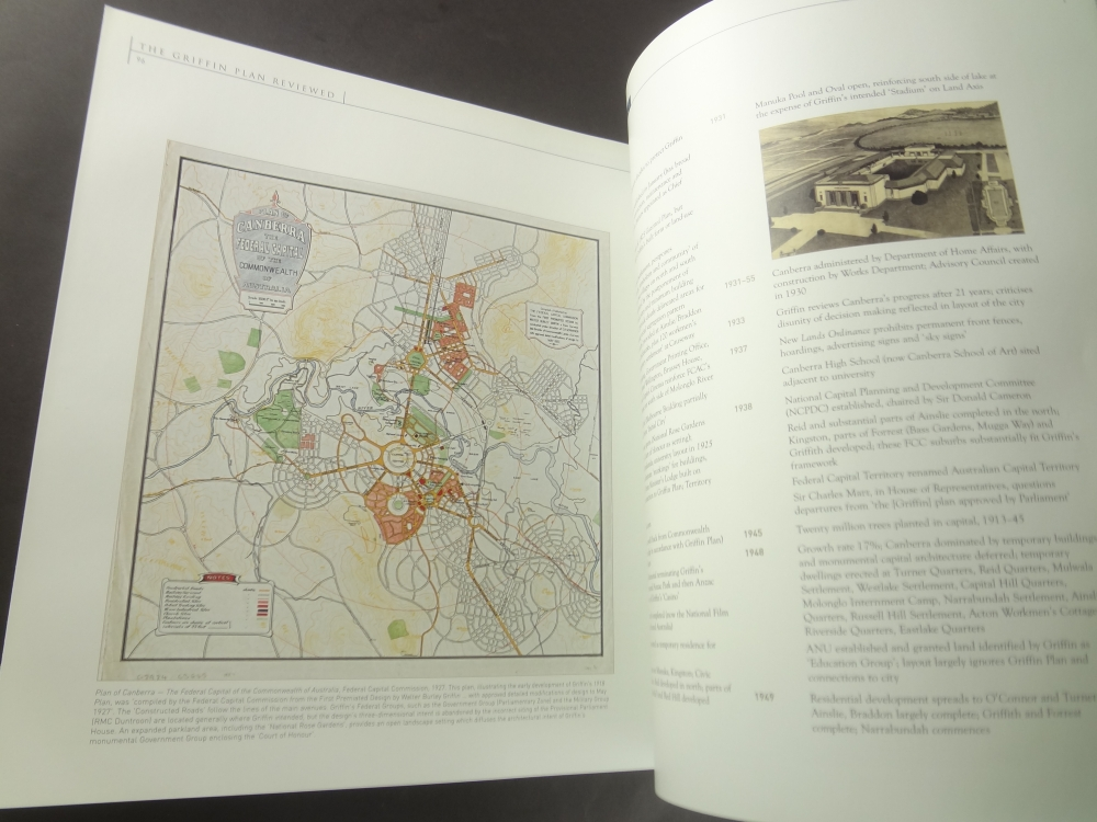 The Griffin Legacy: Canberra, the Nation's Capital in the 21st Century8