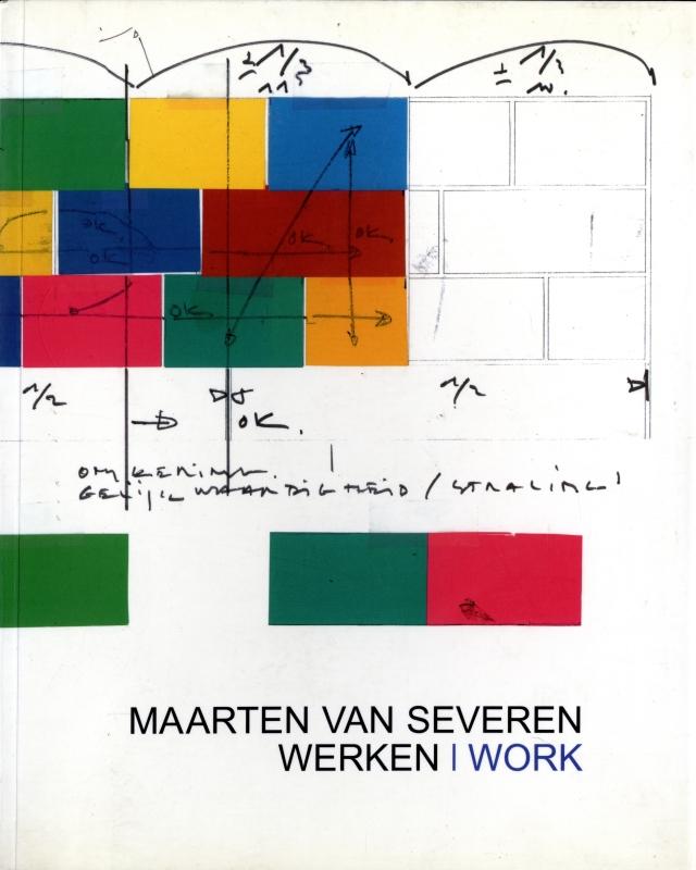 Maarten Van Severen Werken / Work