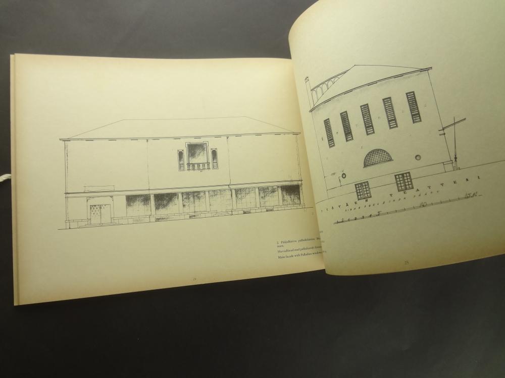 Viiva Linjen The Line: Original Drawings from The Alvar Aalto Archive1
