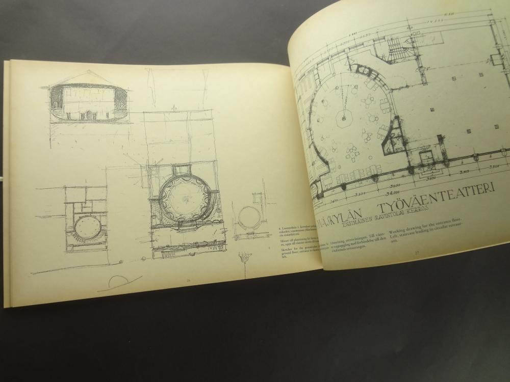 Viiva Linjen The Line: Original Drawings from The Alvar Aalto Archive2