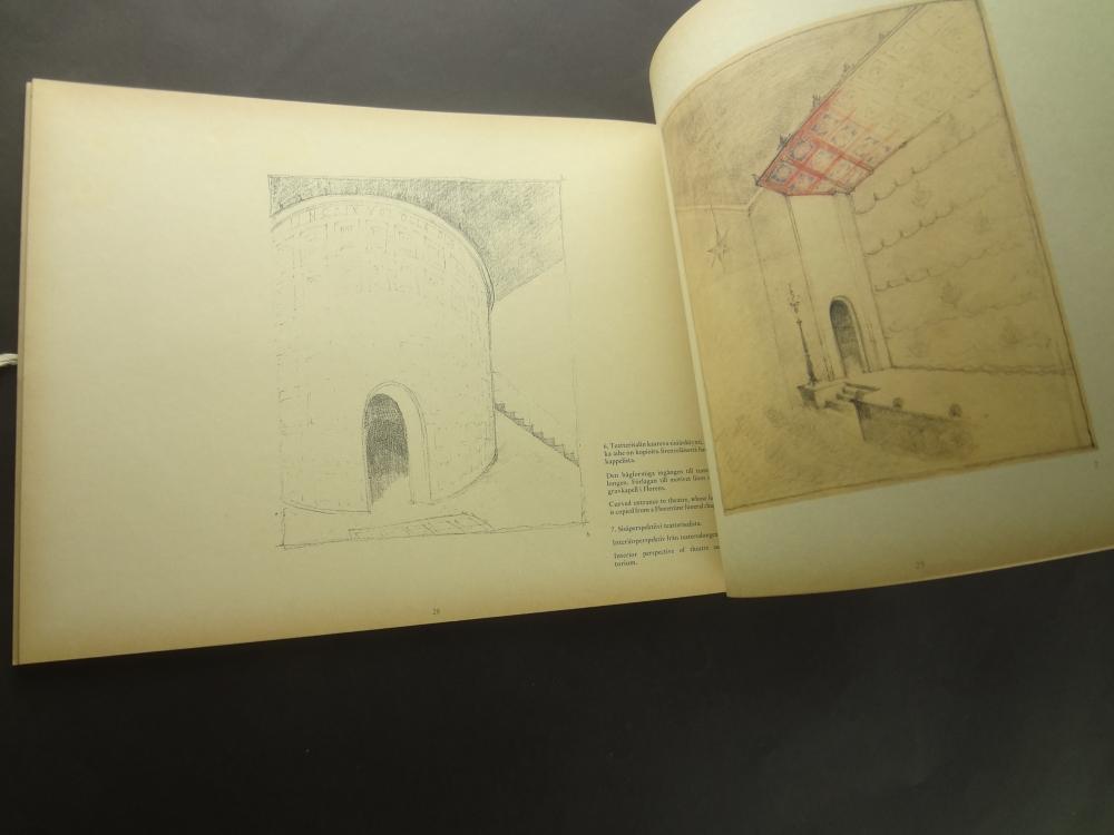 Viiva Linjen The Line: Original Drawings from The Alvar Aalto Archive3