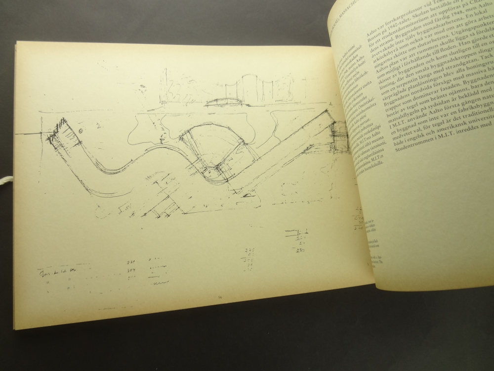 Viiva Linjen The Line: Original Drawings from The Alvar Aalto Archive5