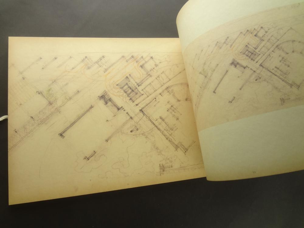 Viiva Linjen The Line: Original Drawings from The Alvar Aalto Archive6