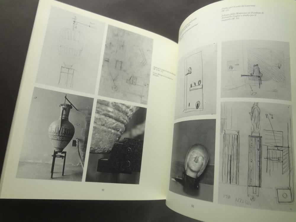 Carlo Scarpa: Palazzo Abatellis; La Galleria della Sicilia, Palermo 1953-54 - Opere e progetti10