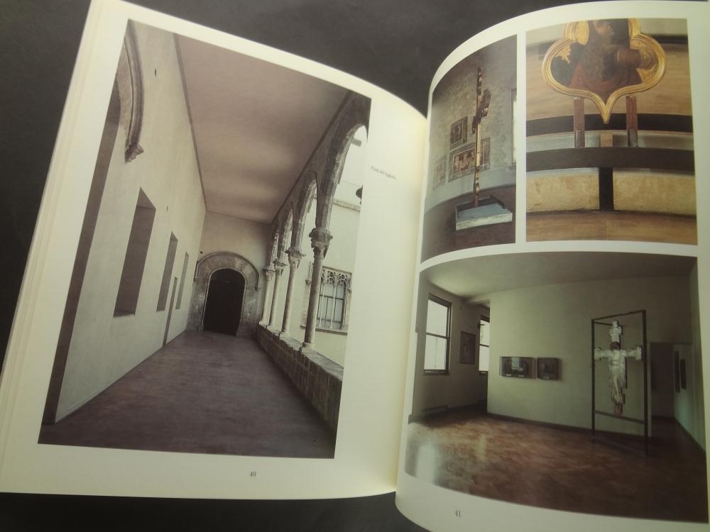 Carlo Scarpa: Palazzo Abatellis; La Galleria della Sicilia, Palermo 1953-54 - Opere e progetti4