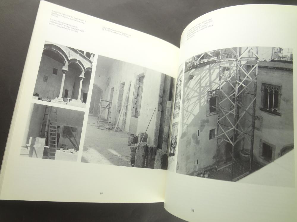 Carlo Scarpa: Palazzo Abatellis; La Galleria della Sicilia, Palermo 1953-54 - Opere e progetti8