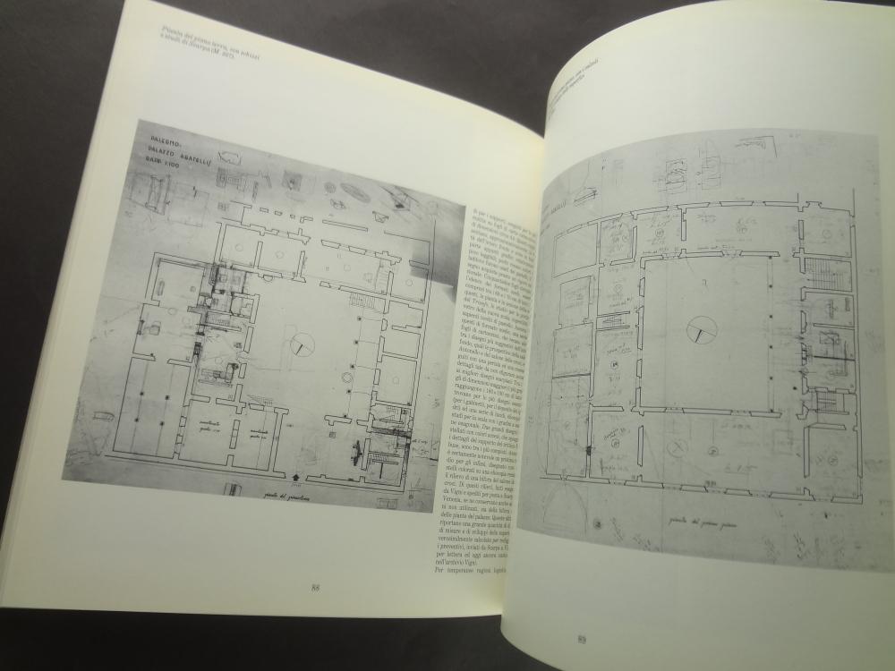 Carlo Scarpa: Palazzo Abatellis; La Galleria della Sicilia, Palermo 1953-54 - Opere e progetti9