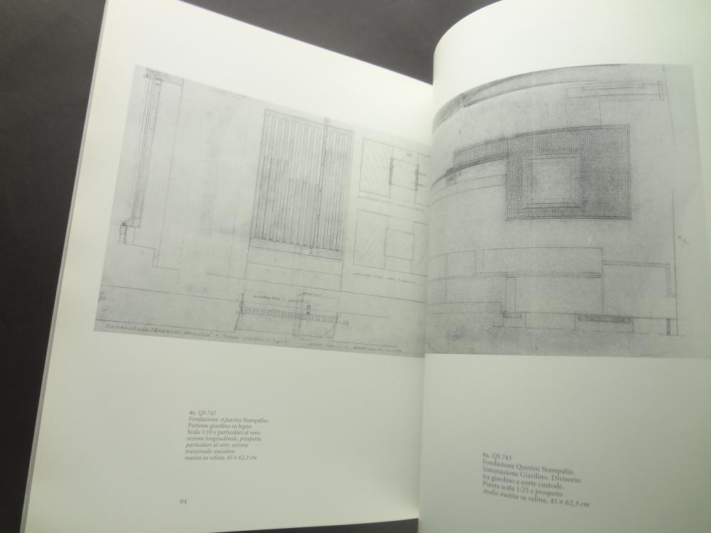 Carlo Scarpa alla Querini Stampalia: Disegni inediti8