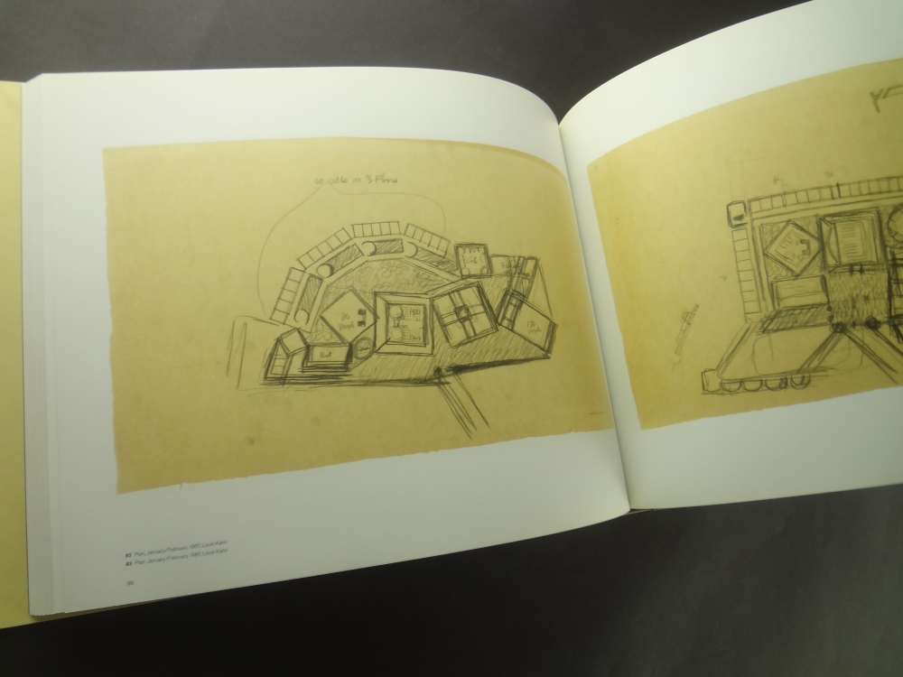 Louis Kahn Drawing to Find Out: The Dominican Motherhouse and the Patient Search for Architecture1