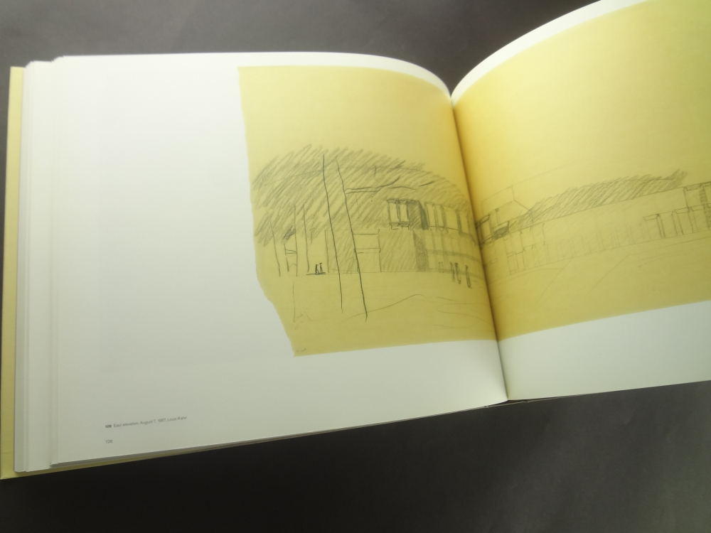 Louis Kahn Drawing to Find Out: The Dominican Motherhouse and the Patient Search for Architecture3