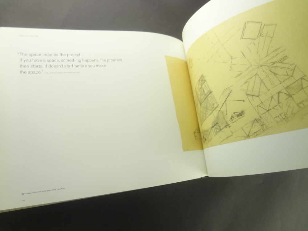 Louis Kahn Drawing to Find Out: The Dominican Motherhouse and the Patient Search for Architecture4