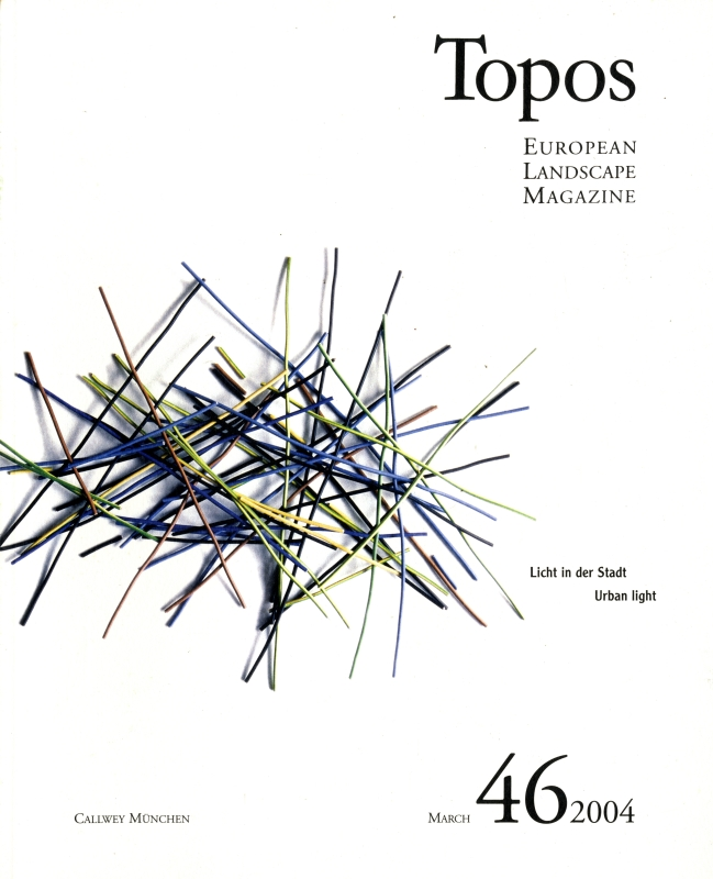 Topos: European Landscape Magazine #46 Urban light