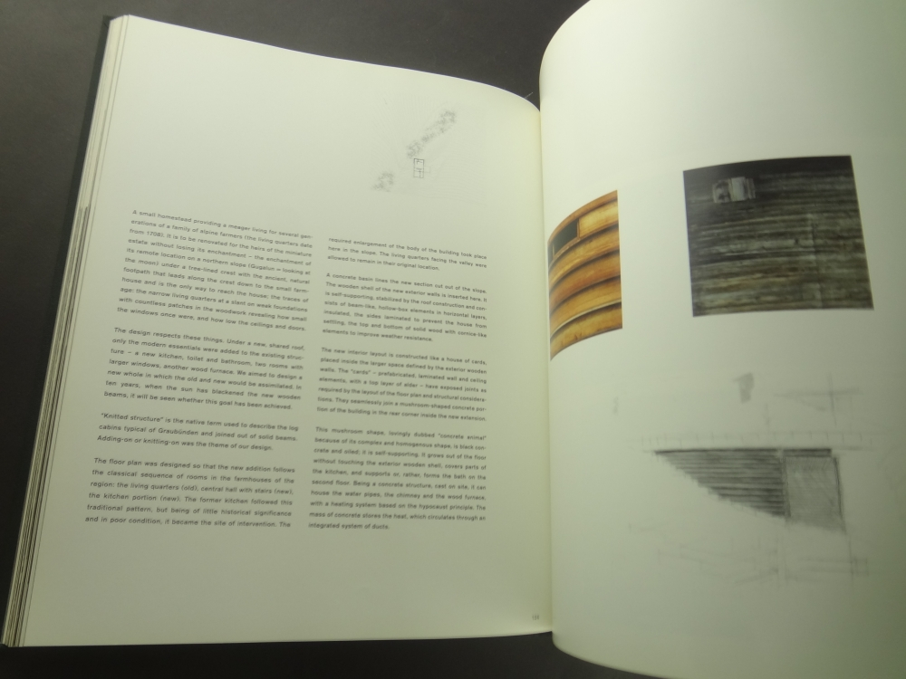 Peter Zumthor Works: Buildings and Projects 1979-19972