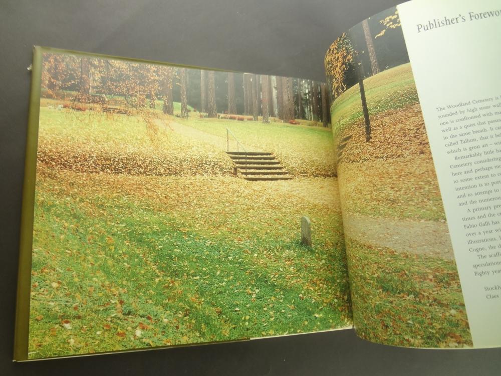 Tallum: Gunnar Asplund's & Sigurd Lewerentz's Woodland Cemetery in Stockholm1