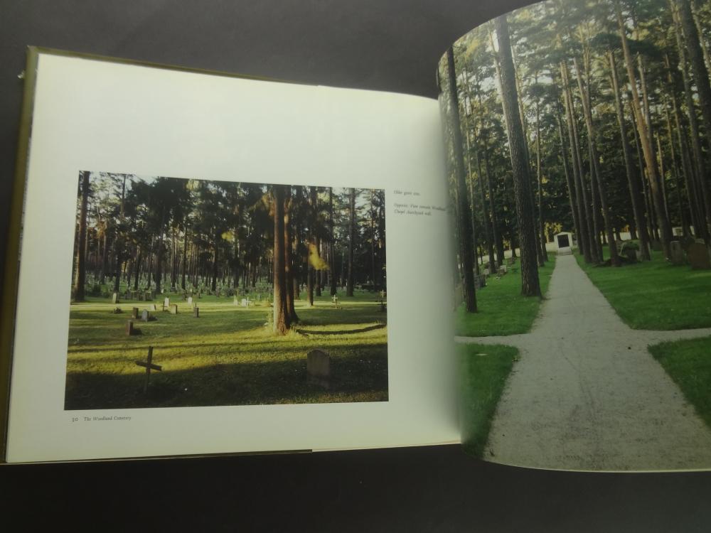 Tallum: Gunnar Asplund's & Sigurd Lewerentz's Woodland Cemetery in Stockholm3