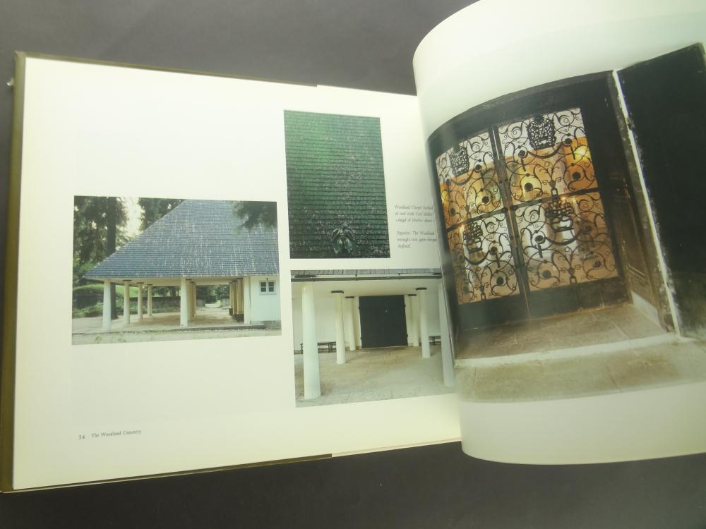 Tallum: Gunnar Asplund's & Sigurd Lewerentz's Woodland Cemetery in Stockholm4