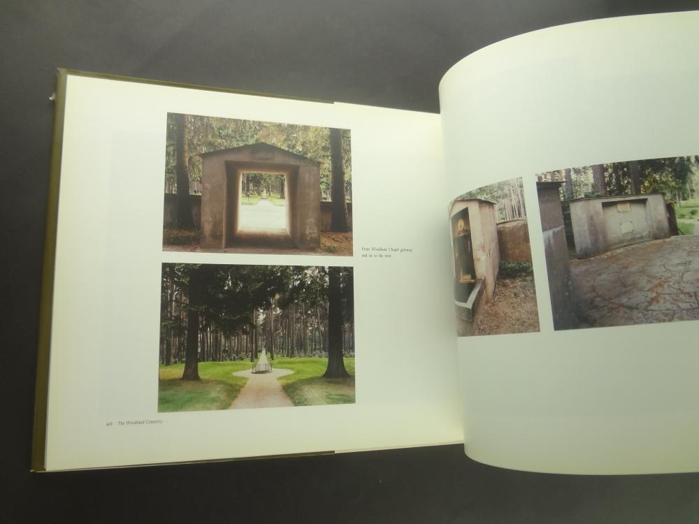 Tallum: Gunnar Asplund's & Sigurd Lewerentz's Woodland Cemetery in Stockholm5