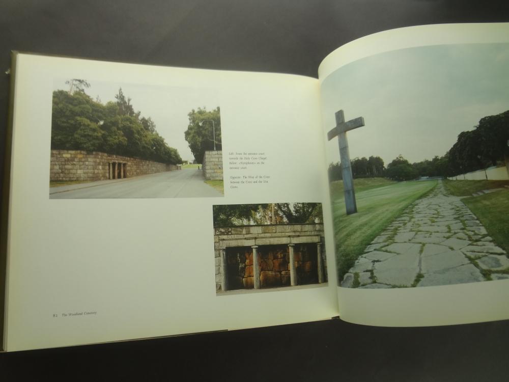 Tallum: Gunnar Asplund's & Sigurd Lewerentz's Woodland Cemetery in Stockholm6