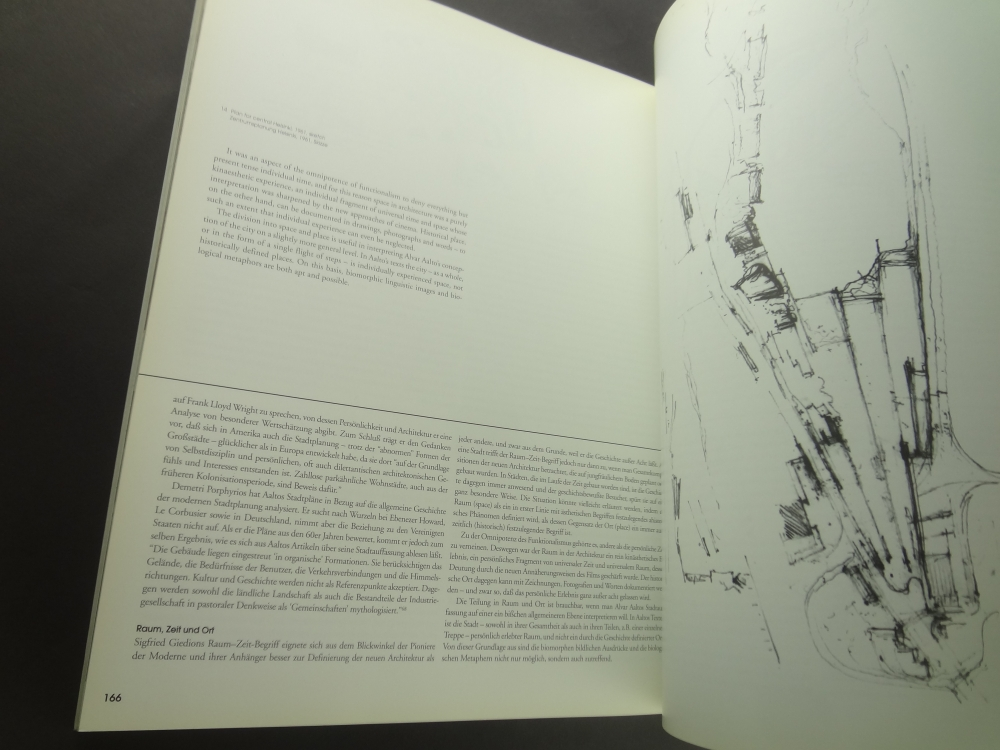 Alvar Aalto in seven buildings: Interpretations of an architect's work / in sieben Bauwerken: Interpretationen des Lbenswerks eines Architekten6