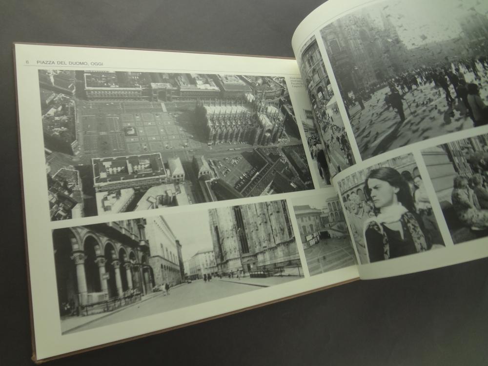 Tre piazze del Duomo: Progetti di Enzo Mari per il recupero e valorizzazione dell'area Duomo-Scala1