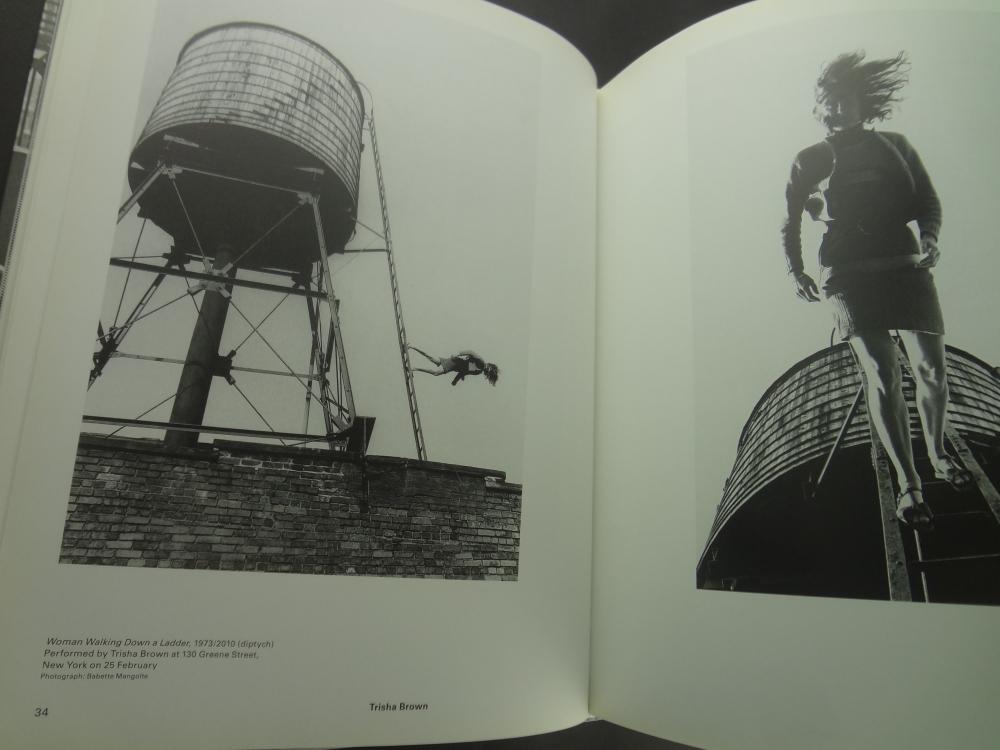 Laurie Anderson, Trisha Brown, Gordon Matta-Clark: Pioneers of the Downtown Scene, New York 1970s1