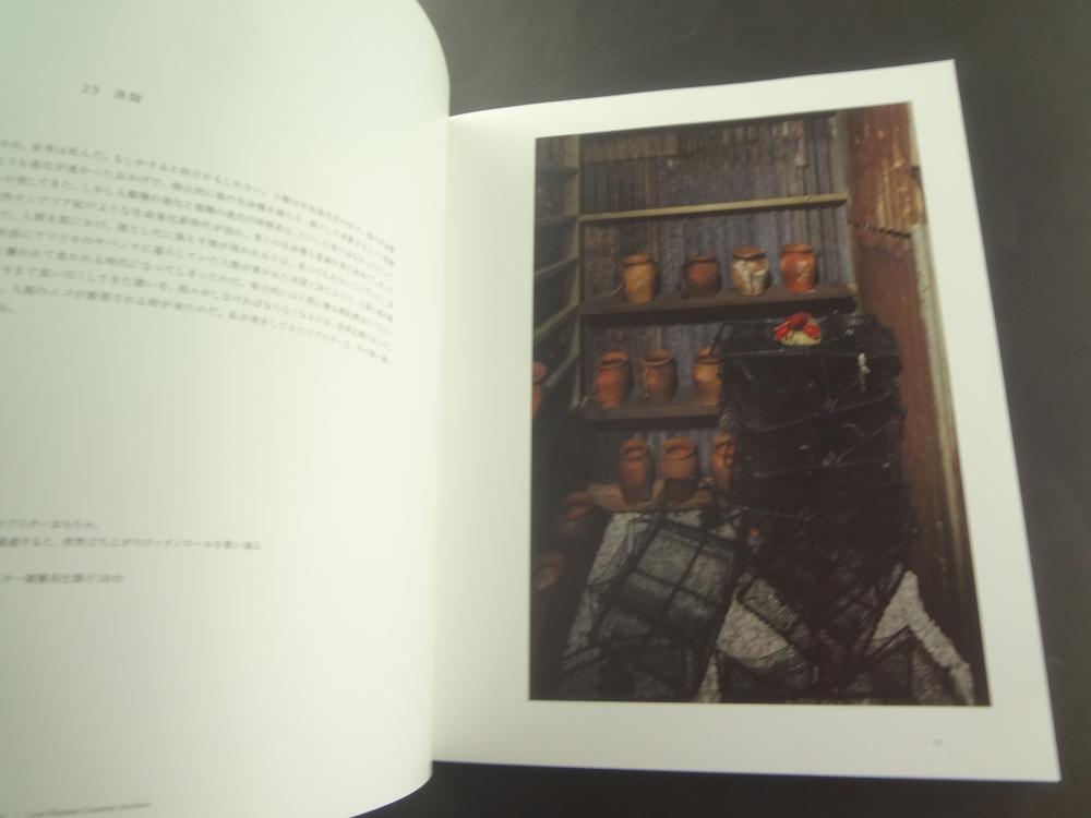 杉本博司 ロスト・ヒューマン展 図録3