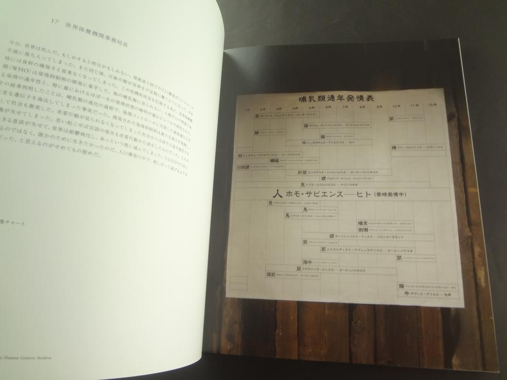 杉本博司 ロスト・ヒューマン展 図録5