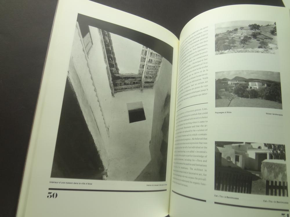 Raoul Hausmann, Architect Ibiza 1933-19361