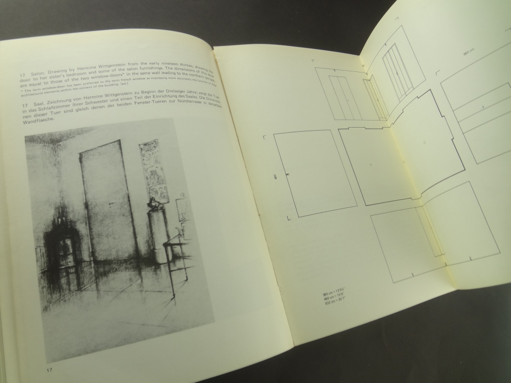 The Architecture of Ludwig Wittgenstein: A Documentation4