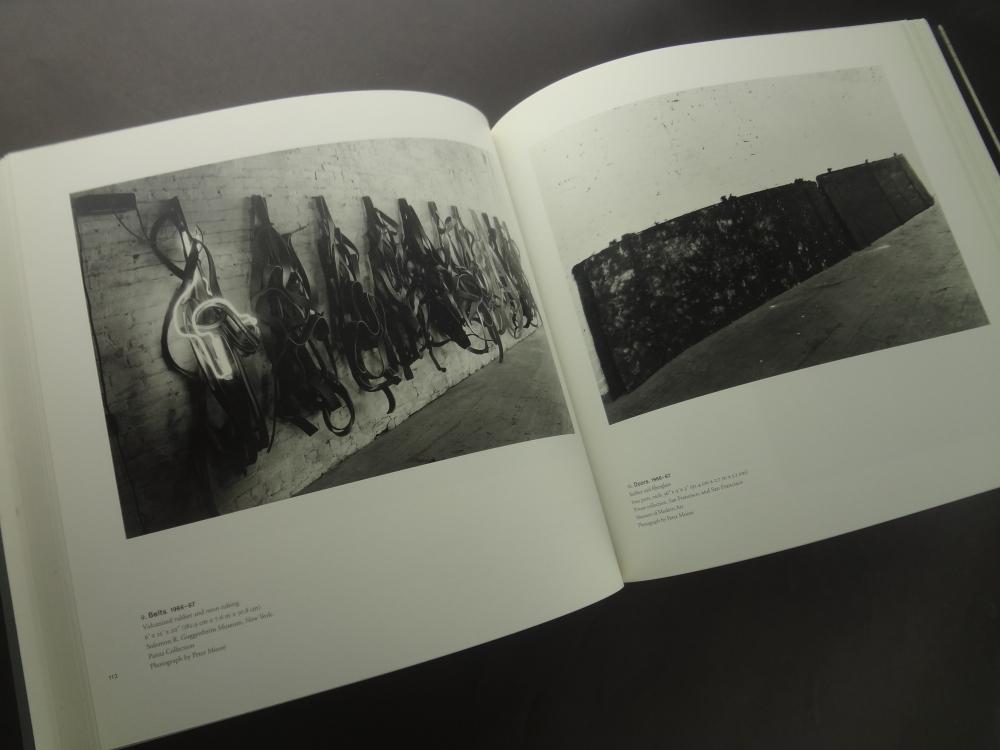 Richard Serra Sculpture: Forty Years1