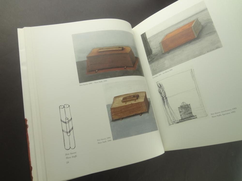 Walter Pichler Drawings: Sculptures: Buildings / Tekeningen: Beelden: Gebouwen2