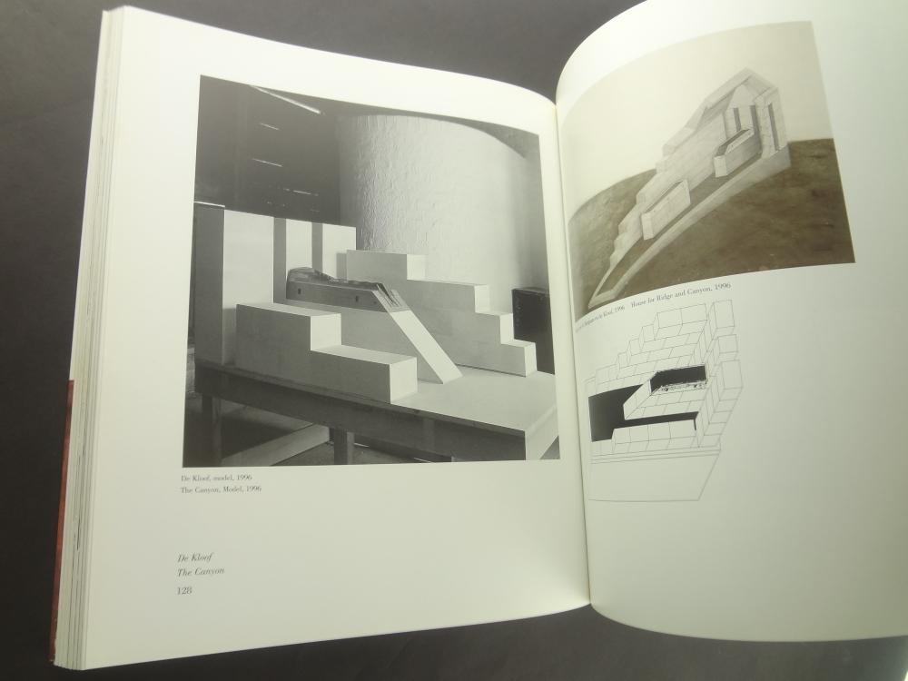 Walter Pichler Drawings: Sculptures: Buildings / Tekeningen: Beelden: Gebouwen5