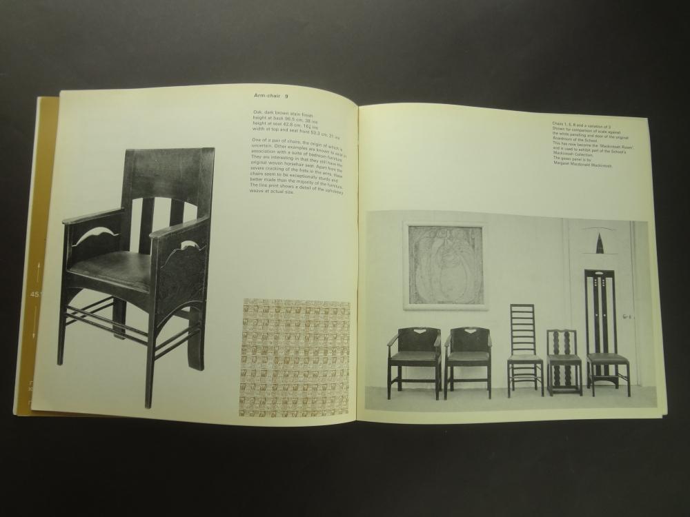 Charles Rennie Mackintosh, Furniture1