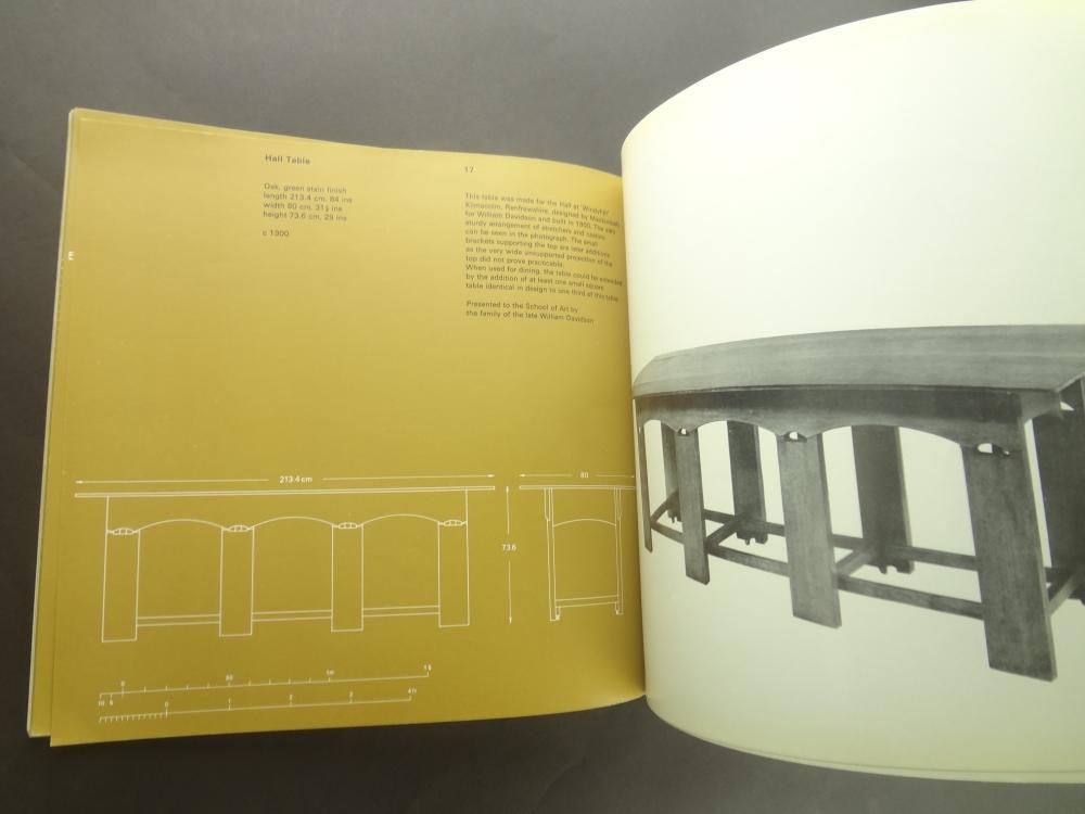 Charles Rennie Mackintosh, Furniture2