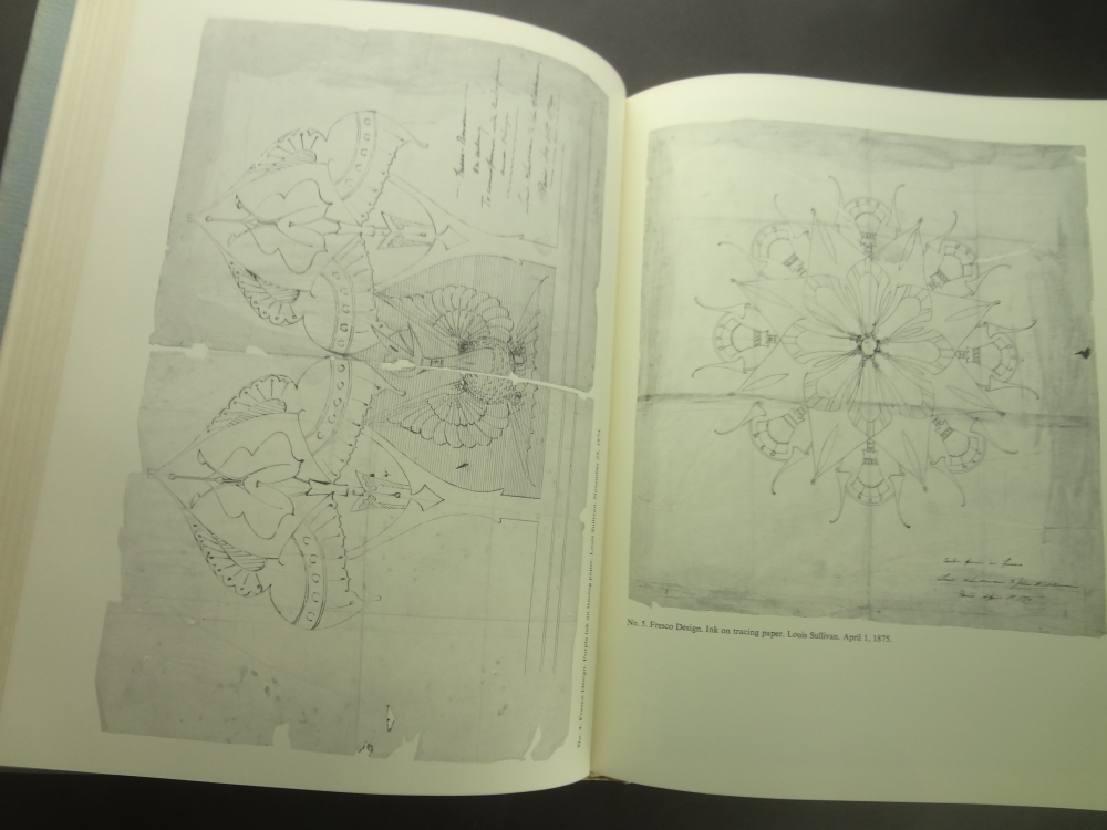The Drawings of Louis Henry Sullivan: A Catalogue of the Frank Lloyd Wright Collection at the Avery Architectural Library2