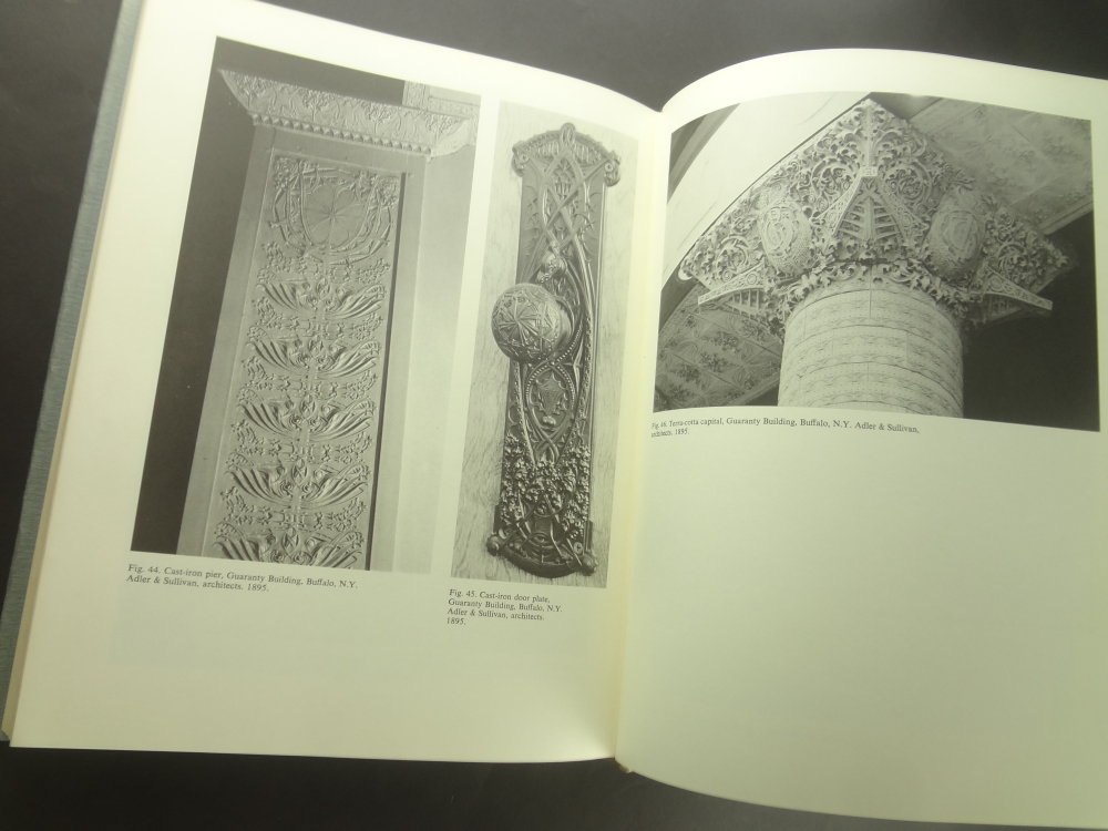 The Drawings of Louis Henry Sullivan: A Catalogue of the Frank Lloyd Wright Collection at the Avery Architectural Library6