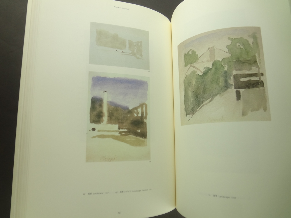 ジョルジョ・モランディ-花と風景 静かなる時の流れなかで (東京都庭園美術館資料第30輯)4