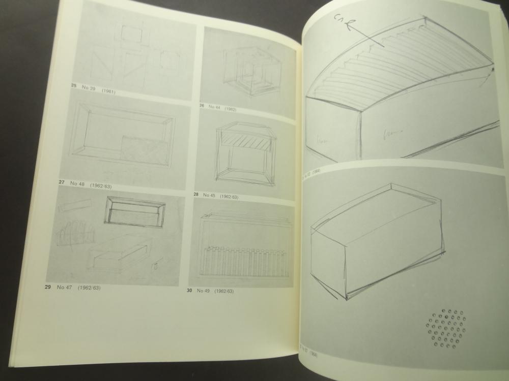 Donald Judd: Zeichnungen / Drawings 1956-19761