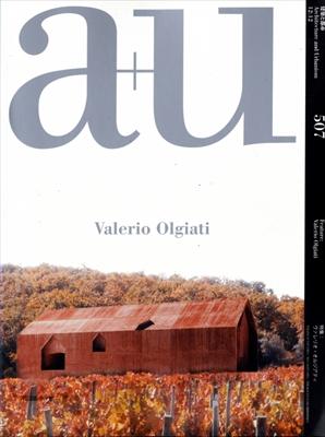 建築と都市 a+u #507 2012年12月号 ヴァレリオ・オルジアティ
