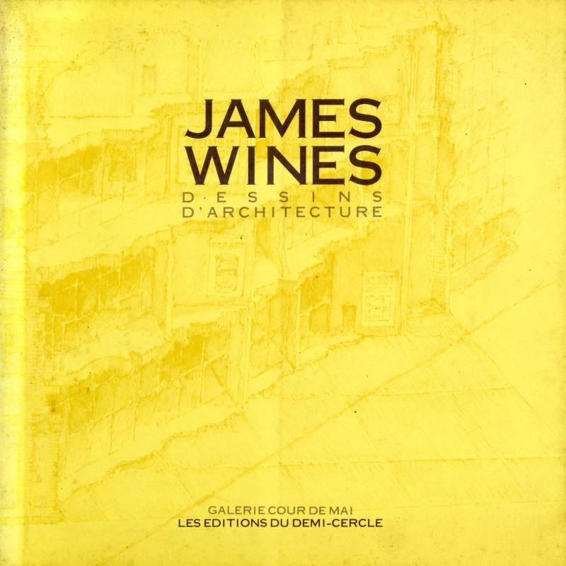 James Wines: Dessins d'architecture