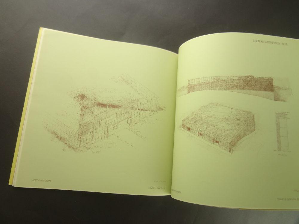 James Wines: Dessins d'architecture3