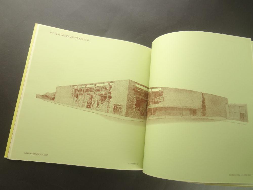 James Wines: Dessins d'architecture4