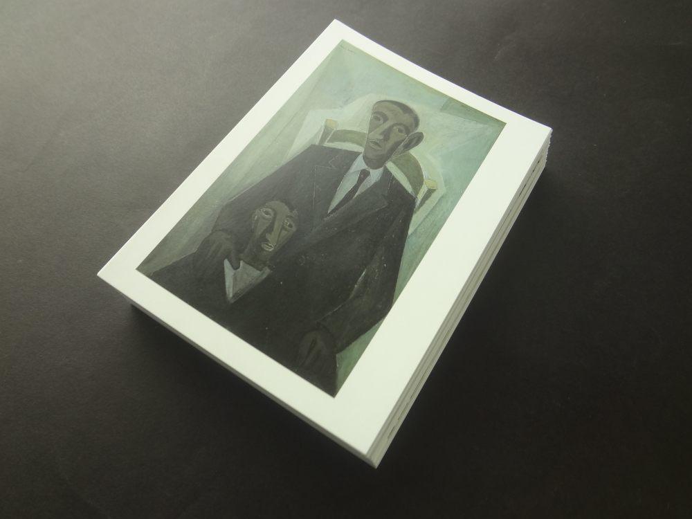 ベルナール・ビュフェ展 「木を植えた男」の著者ジャン・ジオノとの出会い2