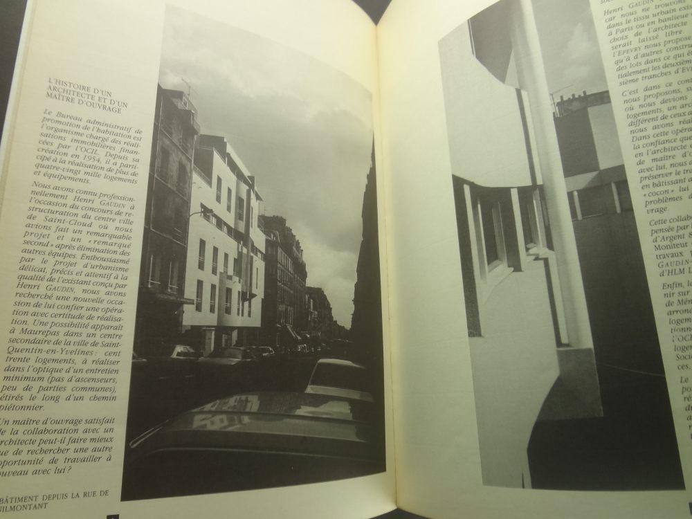 Henri Gaudin Au 44, rue de Menilmontant: 36 appartements dans Paris1