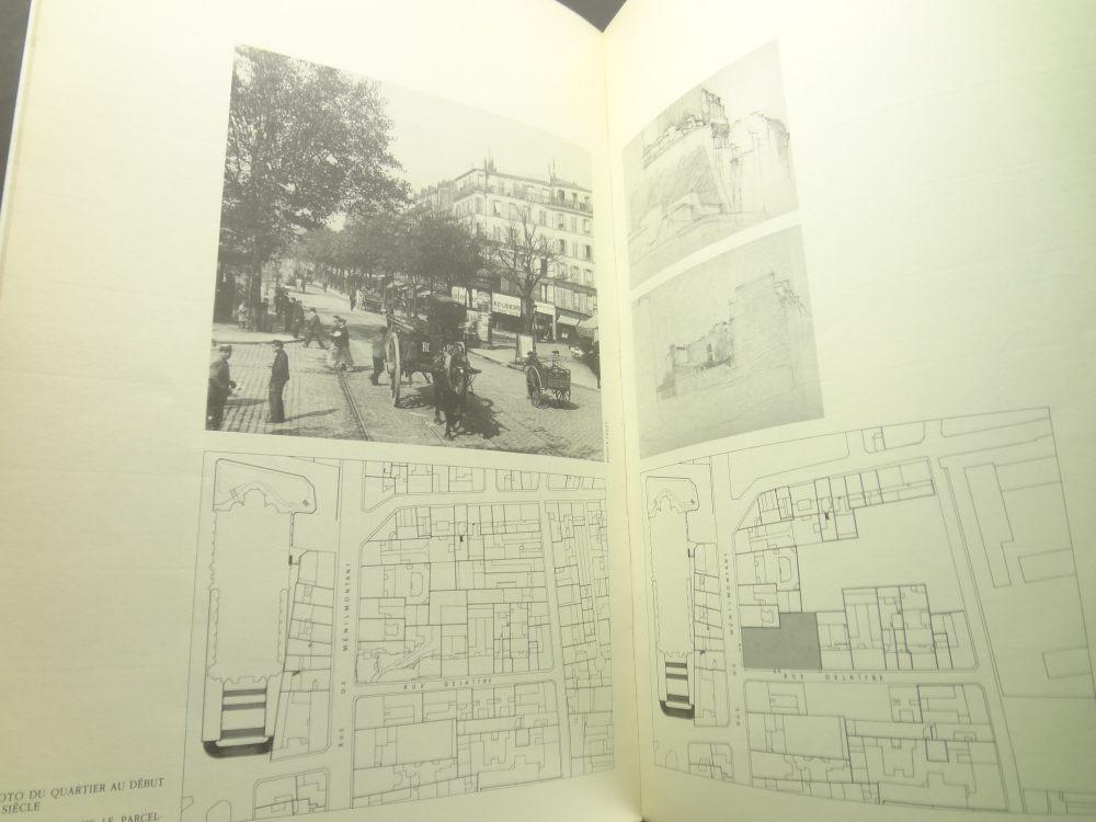 Henri Gaudin Au 44, rue de Menilmontant: 36 appartements dans Paris2